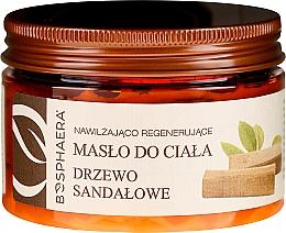 """Voňavky, Parfémy, kozmetika Hydratačný a regeneračný telový olej """"Santalové drevo"""" - Bosphaera"""
