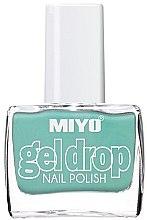 Voňavky, Parfémy, kozmetika Lak na nechty - Miyo Gel Drop
