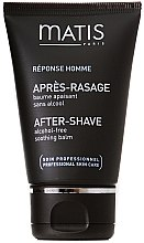 Voňavky, Parfémy, kozmetika Upokojujúci balzam po holení bez alkoholu - Matis Reponse Homme Alcohol-Free Soothing Balm