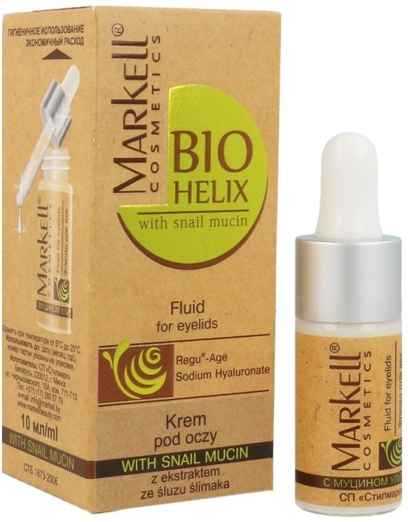 Krém na viečka - Markell Cosmetics Bio-Helix Cream