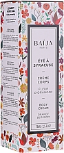 Voňavky, Parfémy, kozmetika Krém na telo - Baija Ete A Syracuse Body Cream