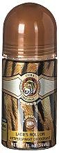 Voňavky, Parfémy, kozmetika Cuba Jungle Tiger - Guľôčkový deodorant