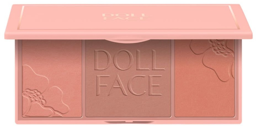 Lícenka - Doll Face Retro Rouge Matte Powder Blush