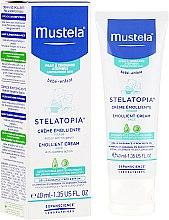 Voňavky, Parfémy, kozmetika Zvláčňujúci krém na tvár - Mustela Bebe Emollient Cream