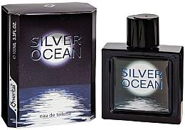 Voňavky, Parfémy, kozmetika Omerta Silver Ocean - Toaletná voda