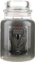 Voňavky, Parfémy, kozmetika Vonná sviečka v tube - Country Candle Grey