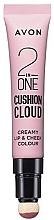Voňavky, Parfémy, kozmetika Cushion na pery a líca - Avon Liquid Lip Cushion