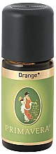 Voňavky, Parfémy, kozmetika Esenciálny olej - Primavera Natural Essential Oil Orange Demeter