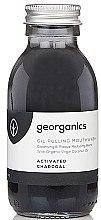 Voňavky, Parfémy, kozmetika Ústna voda - Georganics Activated Charcoal Mouthwash