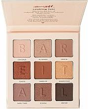 Voňavky, Parfémy, kozmetika Paleta očných tieňov - Barry M Eyeshadow Palette Bare It All