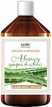 Voňavky, Parfémy, kozmetika Šampón na suché a poškodené vlasy - Eco U Aloe Shampoo