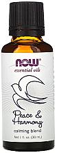 """Voňavky, Parfémy, kozmetika Esenciálny olej """"Upokojujúca zmes. Pokoj a harmónia"""" - Now Foods Essential Oils Peace & Harmony"""