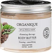 Voňavky, Parfémy, kozmetika Anticelulitídny olej pre telo - Organique Spa Therapie Coffee Body Butter