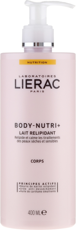 Telové mlieko - Lierac Body-Hydra+