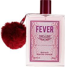 Voňavky, Parfémy, kozmetika Chic&Love Fever - Toaletná voda