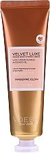 Voňavky, Parfémy, kozmetika Krém na telo a ruky s olivovým olejom a avokádom - Voesh Velvet Luxe Tangerine Glow Vegan Body&Hand Creme