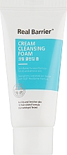 Voňavky, Parfémy, kozmetika Krémová čistiaca pena  - Real Barrier Cream Cleansing Foam