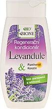 Voňavky, Parfémy, kozmetika Regeneračný kondicionér na vlasy - Bione Cosmetics Lavender Regenerative Hair Conditioner