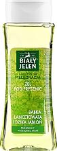 Voňavky, Parfémy, kozmetika Sprchový gél so skorocelom a divokou jabloňou - Bialy Jelen Plantain And Wild Apple Tree Shower Gel