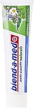 Voňavky, Parfémy, kozmetika Zubná pasta Proti zubnému kazu. Bylinná zbierka - Blend-a-med Anti-Cavity Naturals Herbal