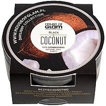 Voňavky, Parfémy, kozmetika Vonná sviečka - House of Glam Black Coconut Candle (mini)
