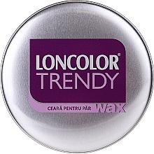 Voňavky, Parfémy, kozmetika Vosk na vlasy - Loncolor Trendy Wax
