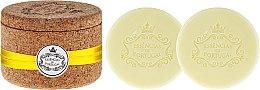 Voňavky, Parfémy, kozmetika Prírodné mydlo - Essencias De Portugal Tradition Jewel-Keeper Lemon