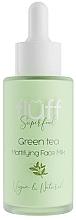 Voňavky, Parfémy, kozmetika Hydratačné zmatňujúce pleťové mlieko so zeleným čajom - Fluff Green Tea Mattifying Face Milk