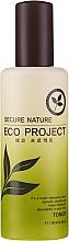 Voňavky, Parfémy, kozmetika Tonikum na tvár - Secure Nature Eco Project Toner