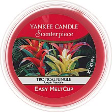 Aromatický vosk - Yankee Candle Tropical Jungle Easy Melt Cup — Obrázky N1