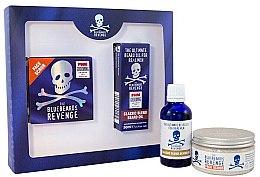 Voňavky, Parfémy, kozmetika Sada - The Bluebeards Revenge Designer Stubble Kit (face/scr/100ml+beard/oil/100/ml)