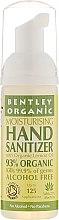 Voňavky, Parfémy, kozmetika Antibakteriálny krém na ruky s organickým citrónovým olejom - Bentley Organic Moisturising Hand Sanitizer
