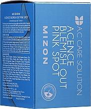 Voňavky, Parfémy, kozmetika Účinný nočný prípravok na akné a zápal - Mizon Acence Blemish Out Pink Spot