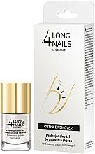 Voňavky, Parfémy, kozmetika Gél na odstránenie kožičky - Long4Lashes Nails Cuticle Remover