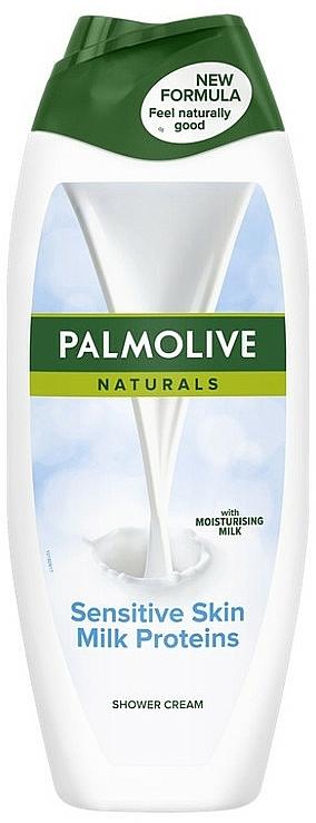 Krémový sprchový gél s proteínom - Palmolive Naturals Delicate Skin Milk Protein Cream