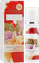 Voňavky, Parfémy, kozmetika Rozjasňujúci fluid 8v1 - Ryor Decorative Care Brightening Makeup 8in1