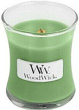 Voňavky, Parfémy, kozmetika Vonná sviečka v pohári - WoodWick Candle Hemp And Ivy