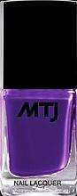 Voňavky, Parfémy, kozmetika Lak na nechty - MTJ Cosmetics Nail Lacquer