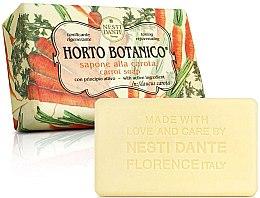 """Voňavky, Parfémy, kozmetika Mydlo """"Mrkva"""" - Nesti Dante Horto Botanico Carota Soap"""