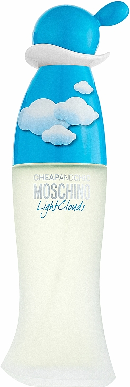 Moschino Cheap and Chic Light Clouds - Toaletná voda