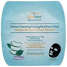Voňavky, Parfémy, kozmetika Maska-detox na tvár s bahnom - SeeSee Intense Cleansing Firming Mud Facial Mask
