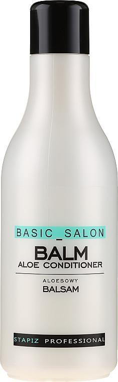 Balzam na vlasy - Stapiz Professional Basic Salon Aloe Conditioner Balm