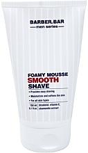Voňavky, Parfémy, kozmetika Pena na holenie - Barber.Bar Men Series Foamy Mousse Smooth Shave
