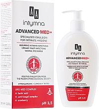 Voňavky, Parfémy, kozmetika Emulzia pre intímnu hygienu - AA Advanced Med+