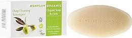 """Voňavky, Parfémy, kozmetika Mydlo """"Hlboké čistenie"""" - Bentley Organic Body Care Deep Cleansing Soap Bar"""
