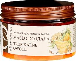 """Voňavky, Parfémy, kozmetika Hydratačný a regeneračný telový olej """"Tropické ovocie"""" - Bosphaera"""