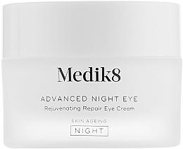 Voňavky, Parfémy, kozmetika Nočný regeneračný krém na pokožku okolo očí - Medik8 Advanced Night Eye