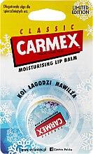 Voňavky, Parfémy, kozmetika Balzam na pery v pohári - Carmex Moisturising Lip Balm Winter Limited Edition