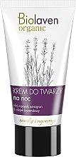 Voňavky, Parfémy, kozmetika Nočný krém na tvár - Biolaven Night Face Cream