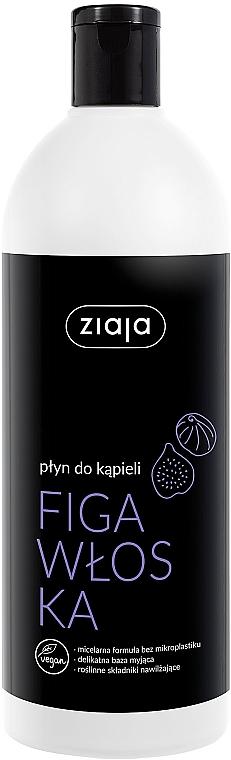 """Pena do kúpeľa """"Talianske figy"""" - Ziaja Bath Foam"""